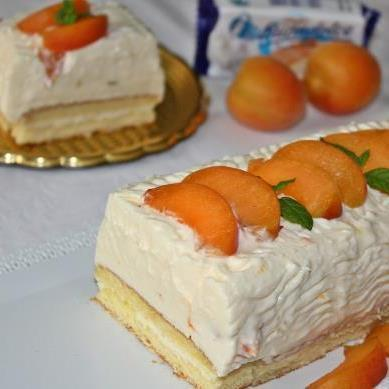 Semifreddo all'Albicocca